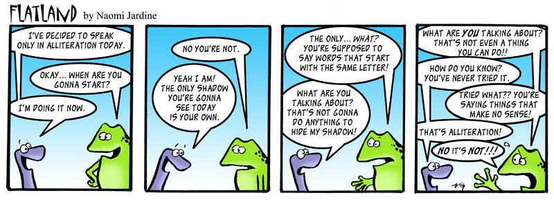 Alliteration Examples | Dr. Seuss - NANA'-S CORNER